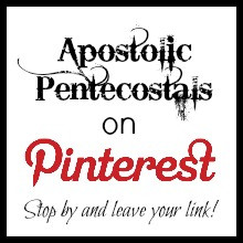 Apostolic Links Updates #5 | AP on Pinterest Facebook Page