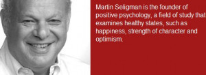 Martin Seligman @ ted
