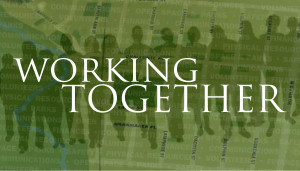 Working Together Images Working together: you're