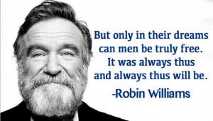 Robin Williams Quotes Life