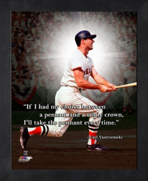 ... sox pro quote $ 28 99 carl yastrzemski pro quote if i had my choice