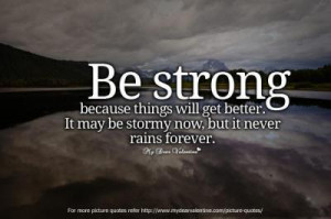 Stay Strong Quotes & Sayings