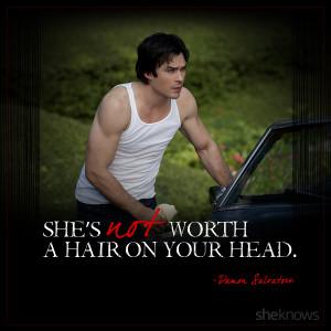 12 Best Damon quotes Ian Somerhalder should use on Nikki Reed