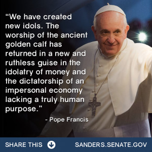 The Word on Pope Francis – 1