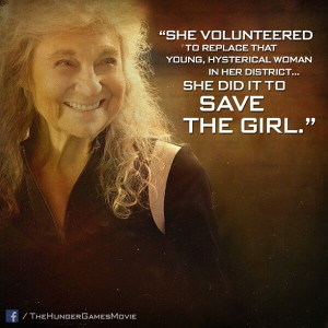 Mags saved Annie, and that's just so sweet