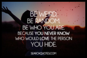 Be Yourself quotes with pictures Self Love quotes with pictures ...