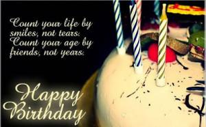 Birthday Quotes, Best Happy Birthday Quotes, Happy birthday quotes ...