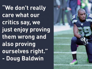 Quotes from Seahawks players and Coach Carroll on this season ...
