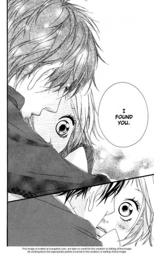 Shoujo Manga pages from strobe edge