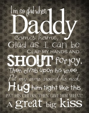 Christian Fathers Day Poems Father's day freebie