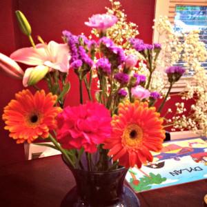Happy Flower Quotes