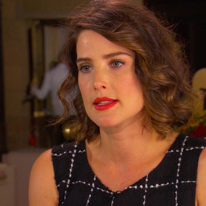 Cobie Smulders on Ovarian Cancer Battle: 'It Was a Very Hard Time'