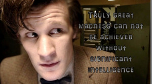 Related Pictures 11th doctor quotes funny