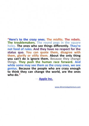 Apple Company Quotes And Sayings ~ Quotes Dekstop: Quotes And Sayings