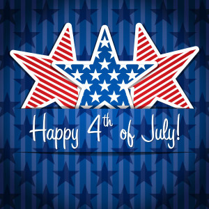 Happy 4th of July 2014 Typography & Pictures