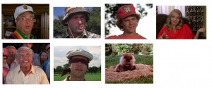 These are some of Caddyshack Quotes Carl Spackler Tees pictures
