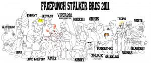 Funny Facebook Stalker Quotes Facepunch stalker bros 2011!