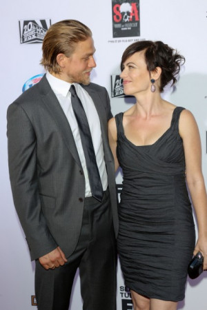 Maggie Siff Husband