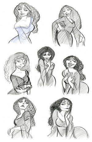 Mother Gothel Tangled Quotes