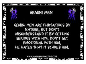 Gemini - Men