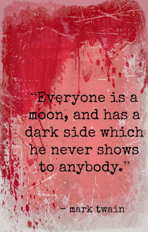 my dark side of the moon.