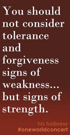 ... ....but signs of strength. SMART this Dalai Lama guy!!!! Dalai Lama