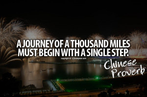 New year quotes, sayings, positive, journey