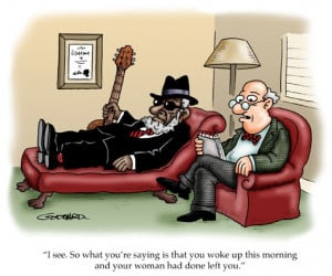 The world of music in the 21st century can be too distressing to bear ...
