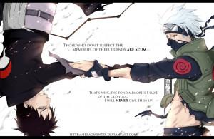 Naruto - Bonds by IFrAgMenTIx