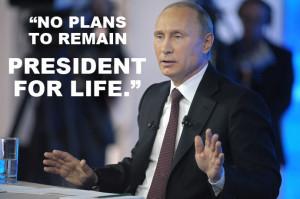 Putin's Top 10 Q&A Quotes: