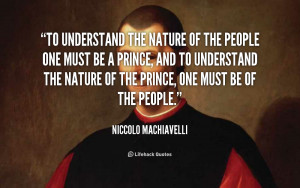 The Prince Niccolo Machiavelli Quotes