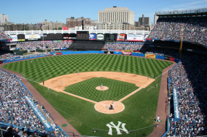 New York Yankees Game at Yankee Stadium