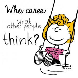 Peanuts Linus Quotes Quotesgram