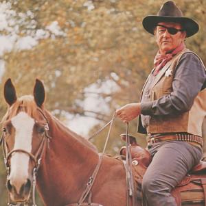 John Wayne and Dollor (1969)