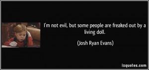 39 m Evil Quotes
