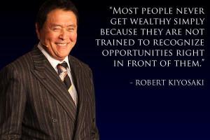 follow robert kiyosaki s facebook page this robert kiyosaki quote on ...