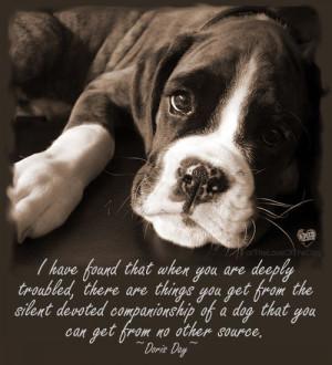 Dog Quotes [Fwd: Sharon Rajkumar]