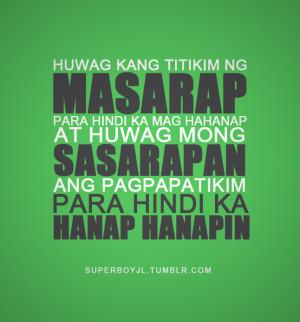 Funny Tagalog Quotes Tumblr