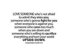 true love is sacrifice quotes - Google Search More