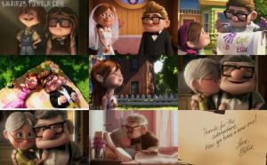 Tapi kali ini, aku bukan ingin membahas film produksi pixar animations ...