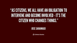 As citizens, we all have an obligation to intervene and become ...