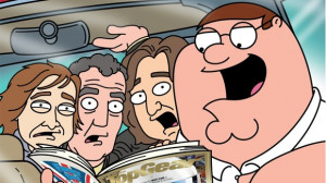 Top Gear stars Jeremy Clarkson, James May and Richard Hammond have ...