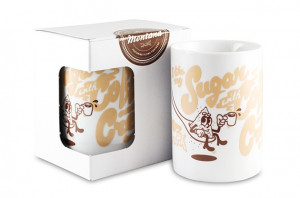 . Inspired by a Beastie Boys song, the mug reads the famous quote ...