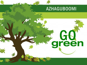 Go Green Quotes Go green! is a comprehensive
