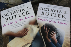 ... of the Sower and Parable of the Talents by Octavia Butler covers