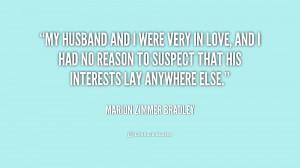Appreciate My Husband Quotes