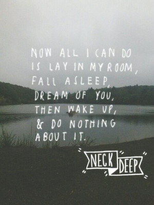 music band stuff neck deep lyrics poppunk posts deep quote punk band ...