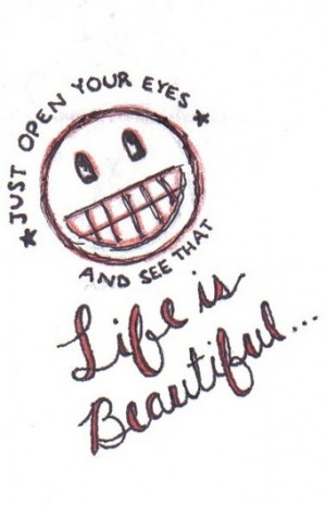 Sixx Am Quotes Life is beautiful-sixx am