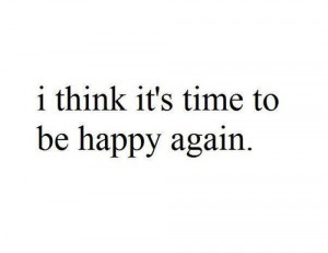 time to be happy # happiness # over the edge # turning point ...