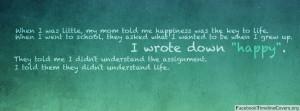 wrote-down-happy